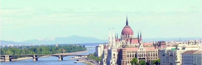 Pearl of the Danube: Budapest