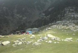 Triund And Ilaka - Up Above The World So High!
