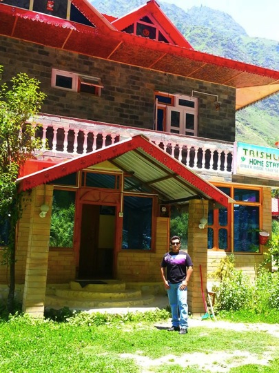 Trishla Guest House, Tirthan Valley